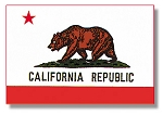 California State flags (all outdoor sizes)