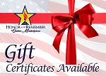 Marketplace Gift Certificate