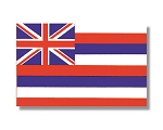 Hawaii State flags (all outdoor sizes)
