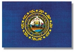 New Hampshire State flags (all outdoor sizes)