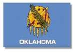Oklahoma State flags (all outdoor sizes)