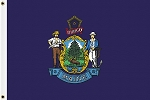 Maine State flags (all outdoor sizes)