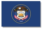 Utah State flags (all outdoor sizes)