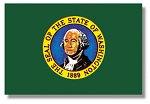 Washington State flags (all outdoor sizes)