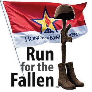 SPONSOR America's Run for the Fallen, April 7 - August 5, 2018 -  Ft Irwin to Arlington National Cemetery. 4-months  6000 miles