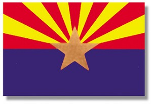 Arizona State flags (all outdoor sizes)