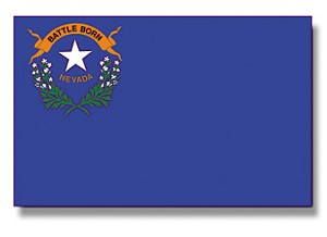 Nevada State flags (all outdoor sizes)