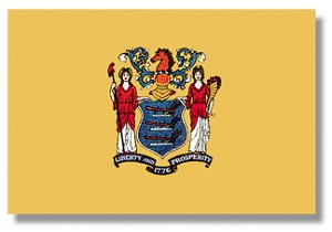 New Jersey State flags (all outdoor sizes)