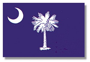 South Carolina State flags (all outdoor sizes)